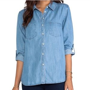 C&C California Chambray Button Up